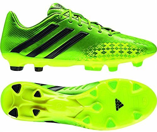 Adidas Predator leathal Zone Q21749 Verde Botas de fútbol tamaño ... ef46e8e5010b4
