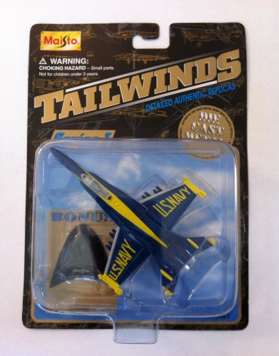 Maisto Tailwinds 1998 Series I F-18C Hornet -