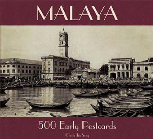 Malaya 500 Early Postcards