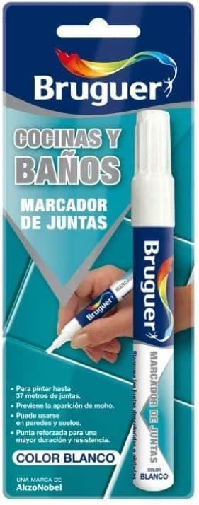 Marcador de Juntas de azulejos BRUGUER: Amazon.es: Bricolaje y herramientas