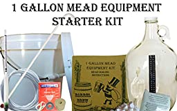 Barrel Brew 1 Gallon Mead Equipment Starter Kit