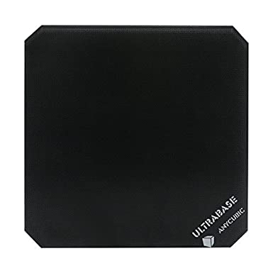 240x220x5.5mm Ultrabase Platform With Heated bed For 3D Printer Special Glass microporous coatings Parts Jasnyfall black