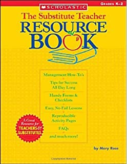 The Substitute Teacher Resource Book (Grades 3-5) (Complete ...