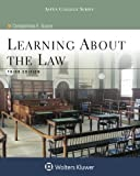Learning About the Law (Aspen College)