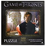 Game of Thrones Jigsaw Puzzle (500-Piece), Styles May Vary
