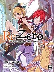 Re:Zero - Começando uma Vida em Outro Mundo - Livro 08
