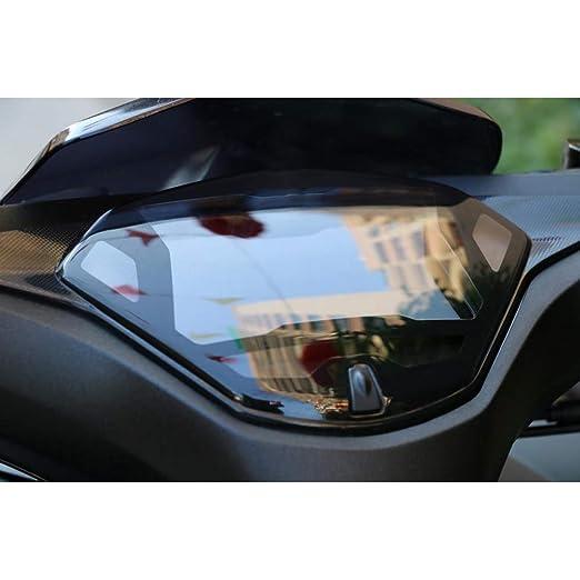 Fastpro Motorrad Cluster Tachometer Kratzschutz Folie Displayschutzfolie Kilometerzähler Instrument Tachometer Cluster Für Yamaha Nvx155 Aerox 155 Gewerbe Industrie Wissenschaft
