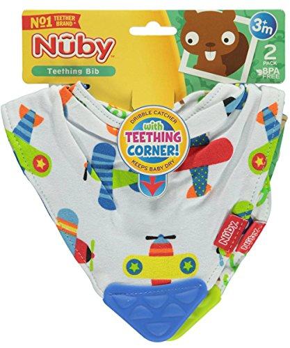 Nuby Monkey Curls 2 Pack Teething
