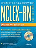 Lippincott's Q&A Review for NCLEX-RN® (LIPPINCOTT'S REVIEW FOR NCLEX-RN)