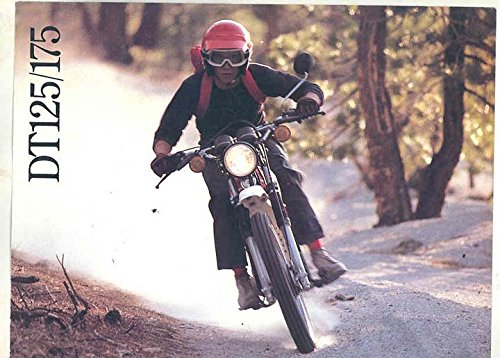 1978 1980 ? Yamaha DT125 125 DT175 175 Brochure, used for sale  Delivered anywhere in USA