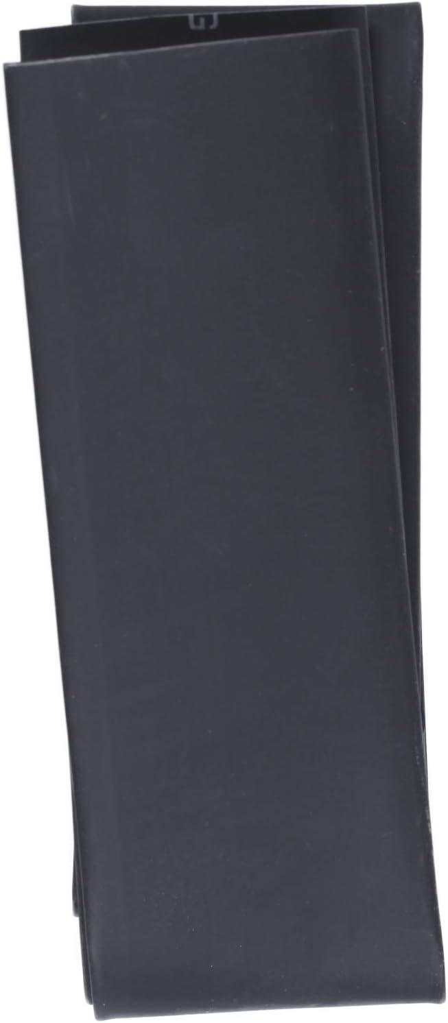 R Tiamu Tiamu 35mm Dia 1 Metres Noir Polyolefine thermoretractable retractable Tubes tuyaux