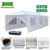 VINGLI Canopy Wedding Party Tent HB