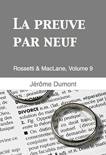 Download for free La preuve par neuf: Rossetti & MacLane, 9
