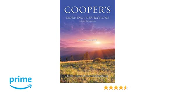 COOPERS MORNING INSPIRATIONS