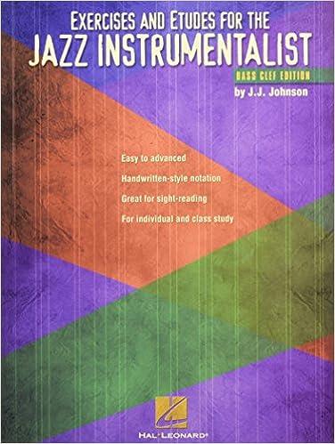 bass exercises book