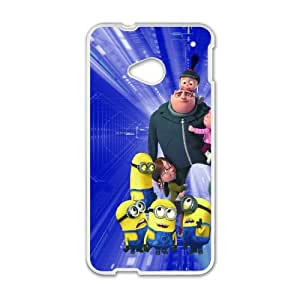 Despicable Me ROCK5099031 Phone Back Case Customized Art Print Design Hard Shell Protection HTC One M7