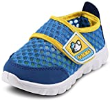 DADAWEN Baby's Boy's Girl's Mesh Light Weight Sneakers Running Shoe Dark Blue US Size 11 M Little Kid