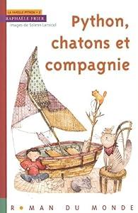 """Afficher """"La famille Python n° 2 Python, chatons et compagnie"""""""
