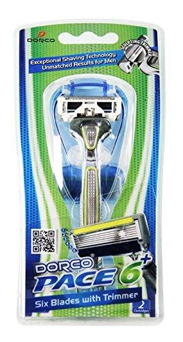 6 blade razor dorco - 7