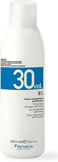 Fanola 86163 - Agua Oxigenata Perfumada, 1000 ml