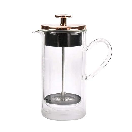 Hokaime Olla de presión de 350 ml Uso en el hogar Tetera cafetera ...