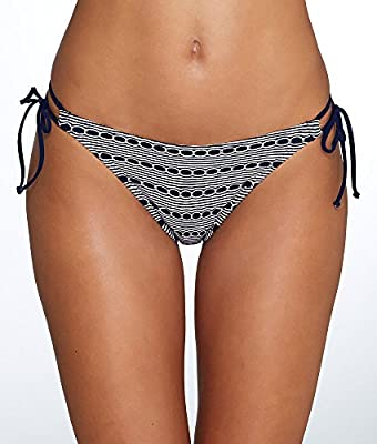 Miss Mandalay Cabana Tie Side Bikini Brief