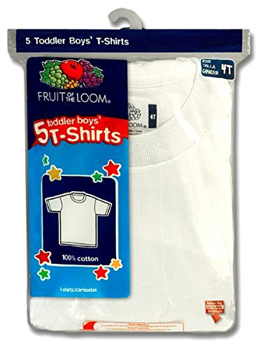fruit-of-the-loom-little-boys-crew-tee-white4tpack-of-5
