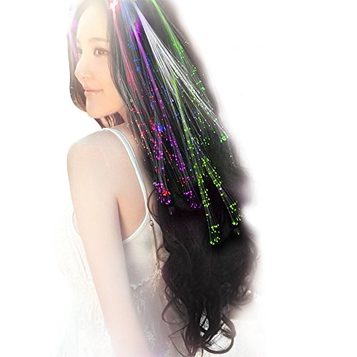 Maikerry-LED-Hair-Lights-LED-Hair-accessories-20pcs