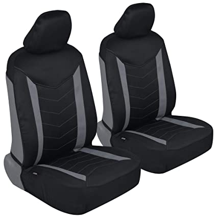 Motor Trend M284 Waterproof Neoprene Car Seat Covers Multi Layer Automotive Interior Protection
