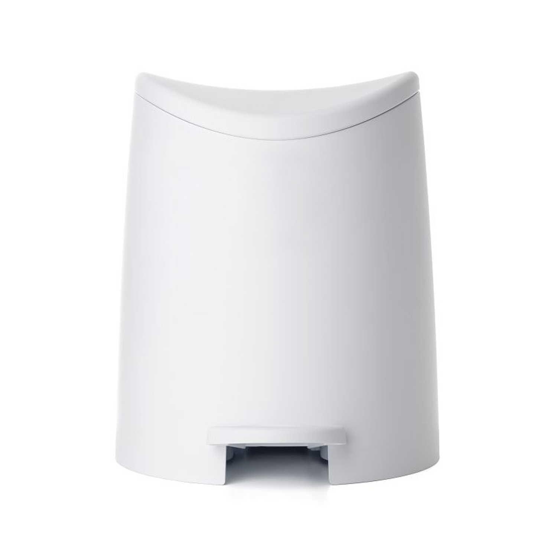 3 Litri con Pedale Colori Diversi Accessori da Bagno Secchio per Spazzatura da Bagno pattumiera igienica pattumiera a Pedale Pattumiera da Bagno di Design Sanixa TA44700
