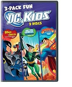 DC Kids 3-Pack Fun