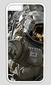 Astronaut Easter Thanksgiving Halloween Masterpiece Limited Design PC Transparent Case for iphone 6 pluse by Cases & Mousepads
