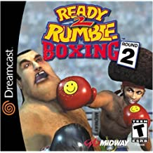Ready to Rumble Boxing: Round 2 - Dreamcast