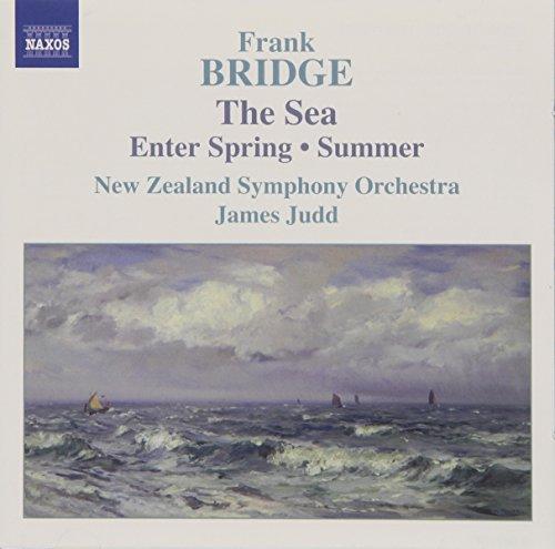 Frank Bridge - Bridge: The Sea; Enter Spring; Summer; Two Poems for Orchestra