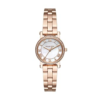 68358ad858e3 Amazon.com  Michael Kors Women s Norie Rose Gold-Tone Watch MK3558  Watches