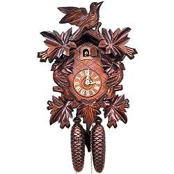Alexander Taron Importer 638-8 Black Forest Cuckoo Clock