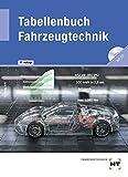 Tabellenbuch Fahrzeugtechnik