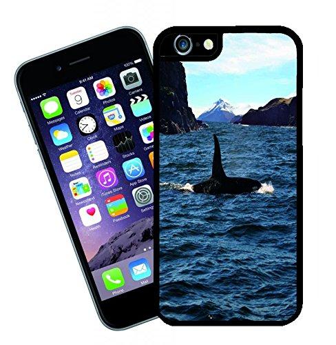 Killer Whale en Islande modèle Cas–Cet étui s'adapte Apple iPhone iPhone 6(pas 6Plus)–Idées cadeau de Eclipse