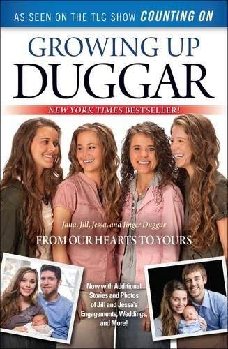 Jana Duggar: Growing Up Duggar : It's All about Relationships (Paperback); 2016 Edition