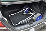 Seattle Sports Collapsible Bicycle Trailer Doubles