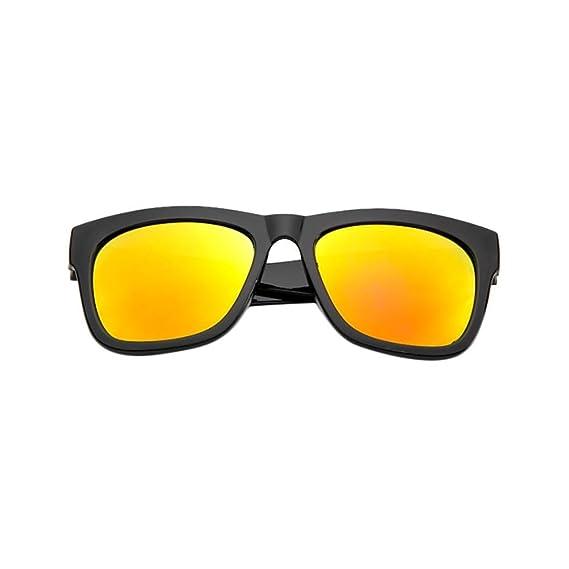 Keepwin Verano Nuevo Aviador Gafas De Sol Vintage Espejo ...