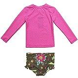 BeautyIn Baby Girls Pink/White Dot Long Sleeve