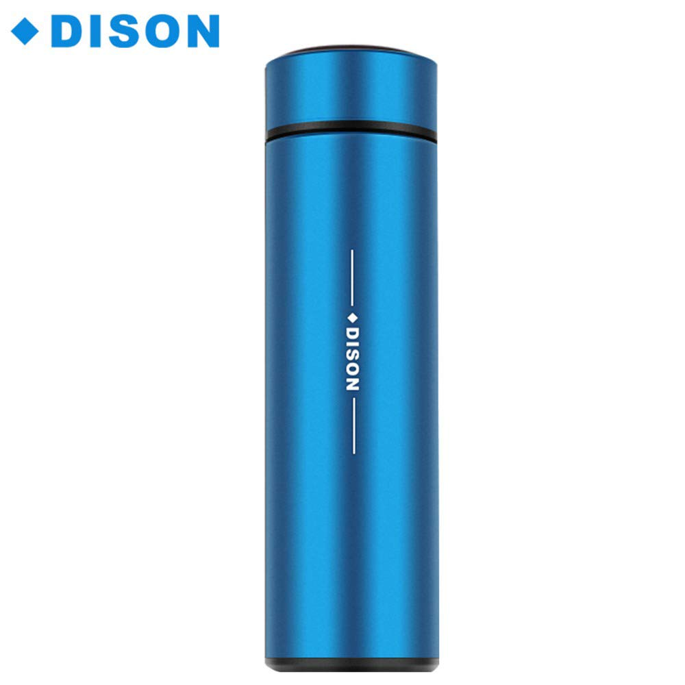 Portable Insulin Cooler Refrigerated Cup, 2-8℃ Small Medicine Cooler Reefer for Home,Travel,Camping Blue