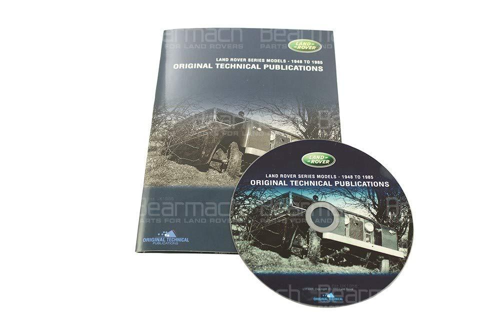 BEARMACH OEM - Parts CD - Series 1948-1985 Part# LTP3001 by BEARMACH (Image #1)