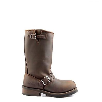 purchase cheap b512b 84c7e Buffalo Engineer Boots mit Stahlkappe