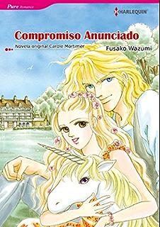Compromiso Anunciado (Harlequin Manga) (Spanish Edition)