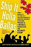Ship It Holla Ballas!, Jonathan Grotenstein and Storms Reback, 1250041929