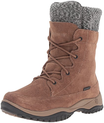 Boot Women's Taupe Snow Baffin Shannon atAwqx7n
