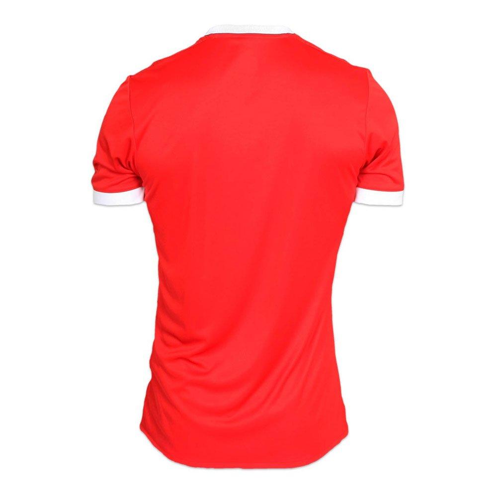 5c749abd4f8 adidas 2017-2018 Nottingham Forest Home Football Soccer T-Shirt:  Amazon.co.uk: Sports & Outdoors