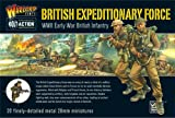Warlord Games British Expeditionary Force Figures